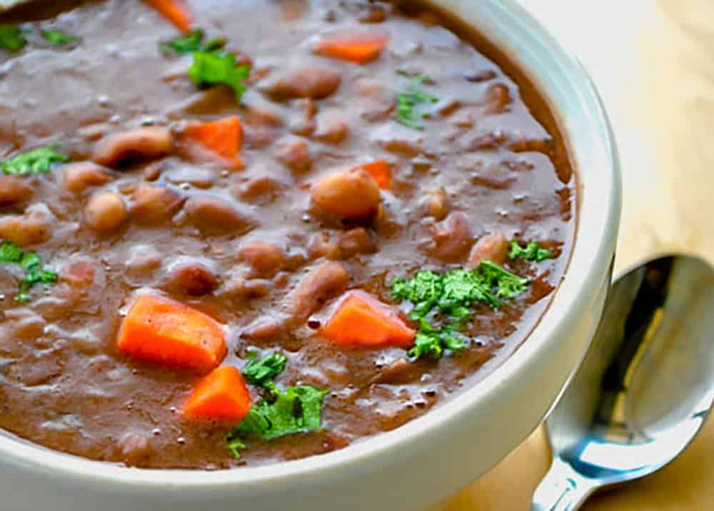 Simple anasazi beans healthier steps anasazi bean forumfinder Images