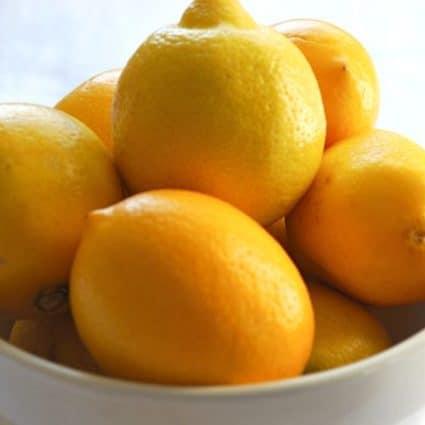 The Amazing Benefits of Lemons