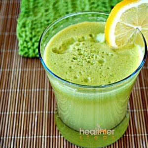Day 2 of Juicing: Healthy Digestion Juice