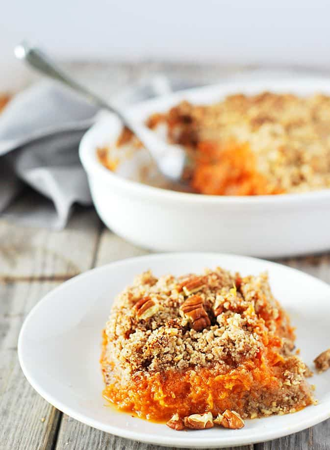 Sweet Potato Souffle Recipe — Dishmaps