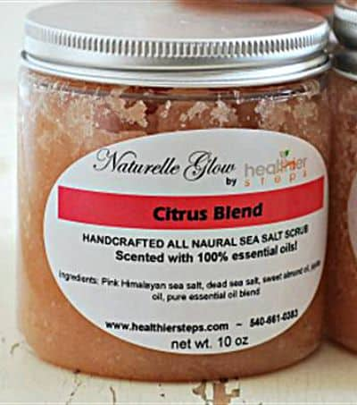 Lavender Almond Meal Exfoliating Facial Scrub Recipe And The Benefits Of Exfoliation