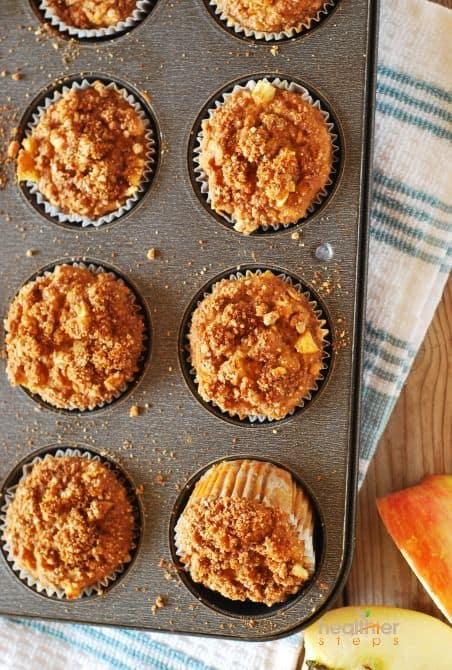 Apple Muffins2670
