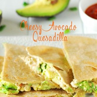 Cheesy-Avocado-Quesadilla