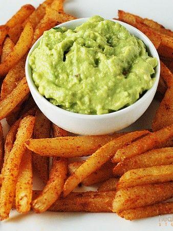 Jicama-fries
