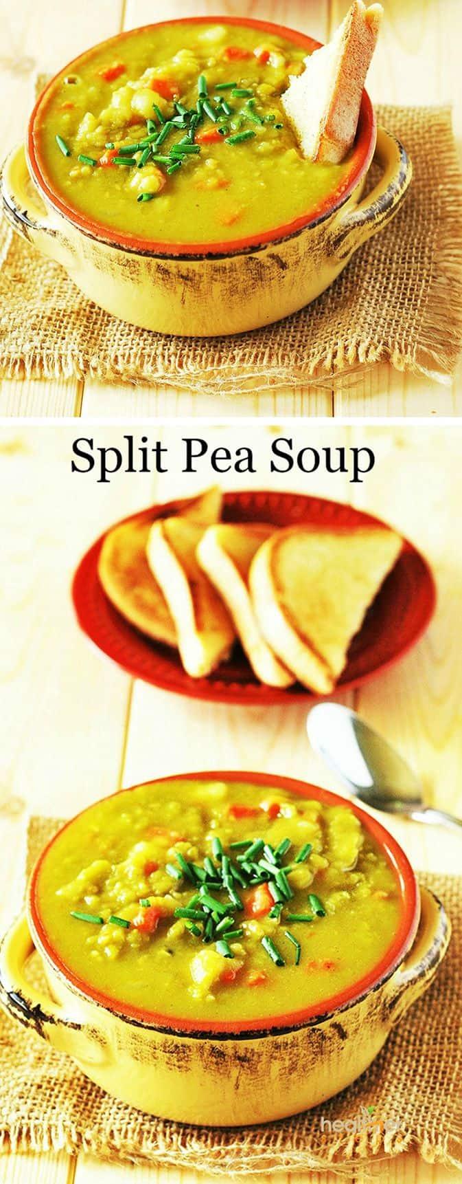Split peas Souppin