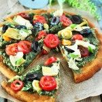 Meditarannean-Pizza