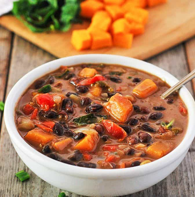 Black Bean Butternut Squash