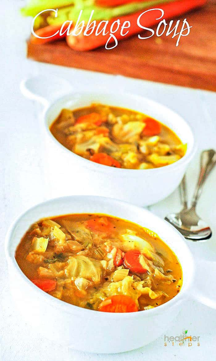 Vegan Cabbage Soup