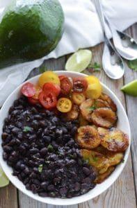 Vegan Brazilian Black Bean Stew (Feijoada) - Healthier Steps