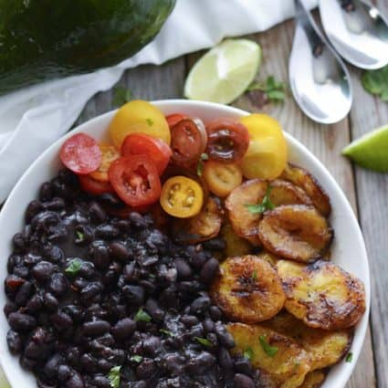 Vegan Brazilian Black Bean Stew (Feijoada)