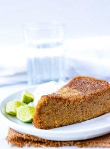 Vegan Jamaican Sweet Potato Pudding - Healthier Steps