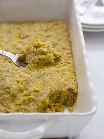 Cornbread Casserole Vegan Gluten-Free