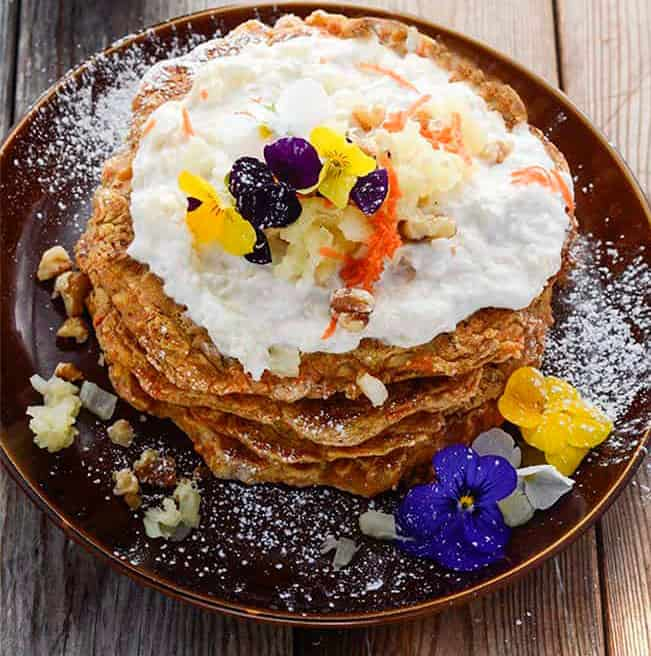 Recipe For Carrot Cake Pancakes