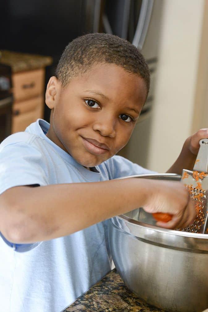 Gluten-Free Vegan Carrot Cake Pancakes - Healthier Steps