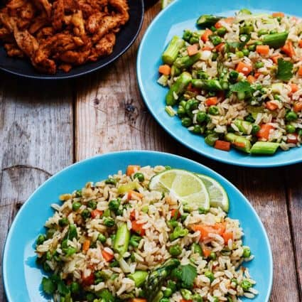 Spring Fried Rice