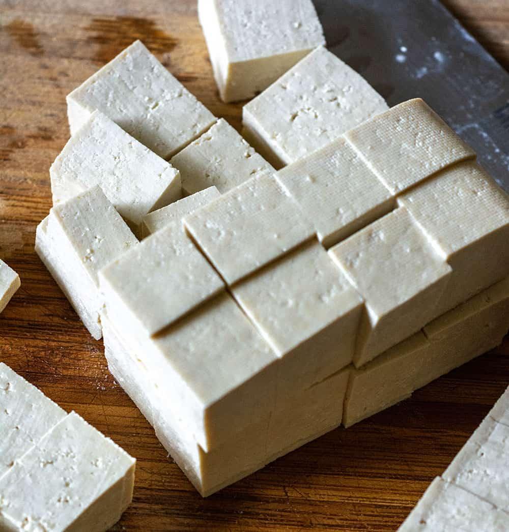 Scrambled Tofu Breakfast Recipe - Mexican Style