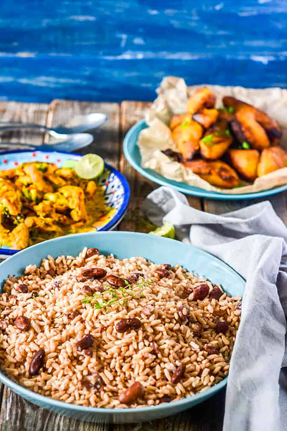 How To Make Jamaican Rice And Peas