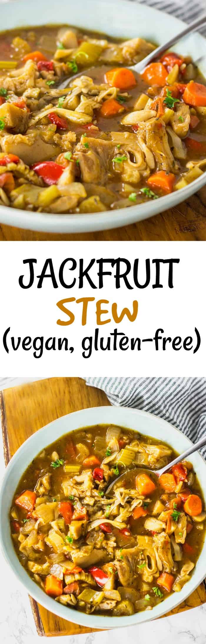 Jackfruit Stew Pin