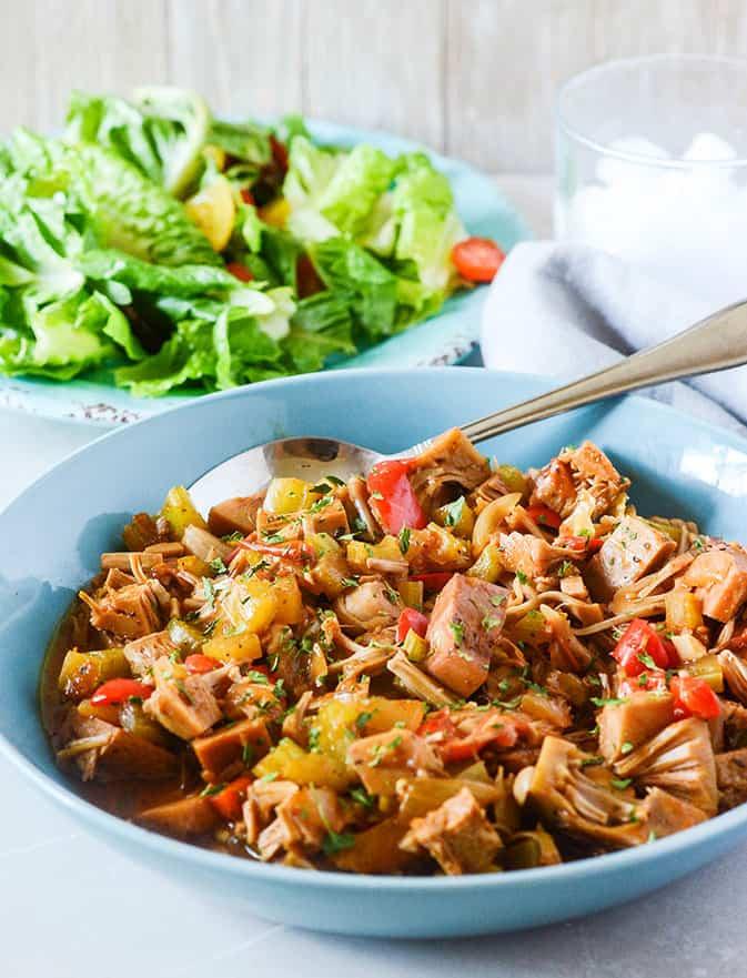 Vegan Jackfruit Stew