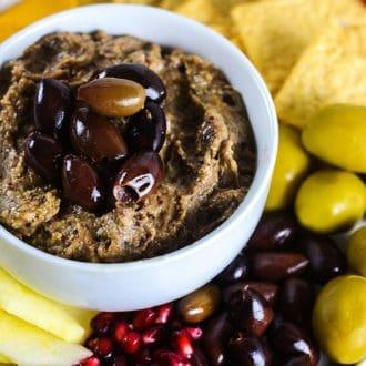 Vegan Olive Dip