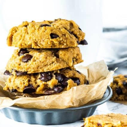 Chocolate Chip Cookies (Vegan and Gluten-Free)