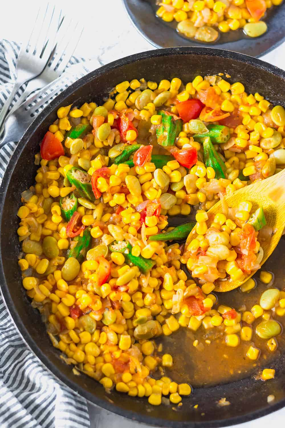 The Kitchen Recipes Succotash