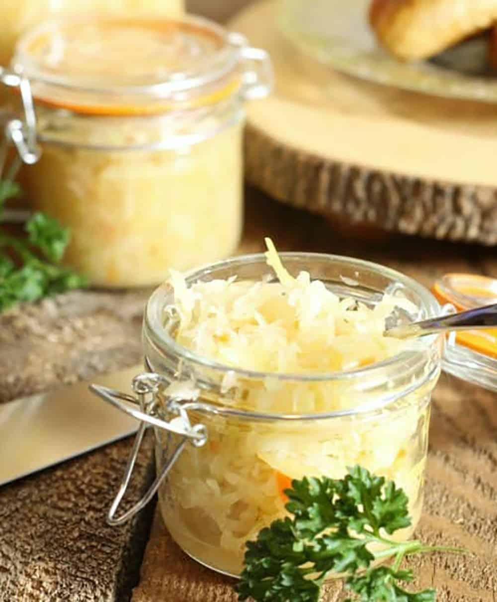 The Best German Sauerkraut Recipe