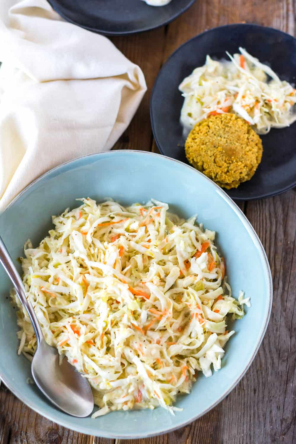 Vegan Southern-Style Coleslaw