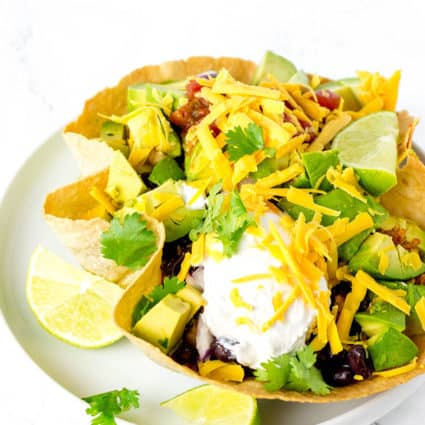 Vegan Taco Salad