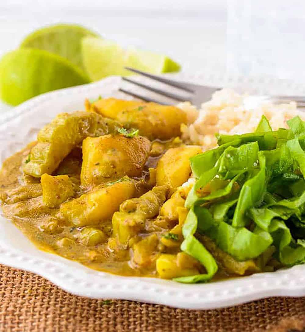 Best Bitter Melon Potato Curry