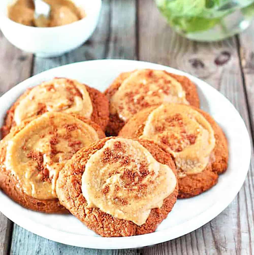 Best Vegan Pumpkin Cookies