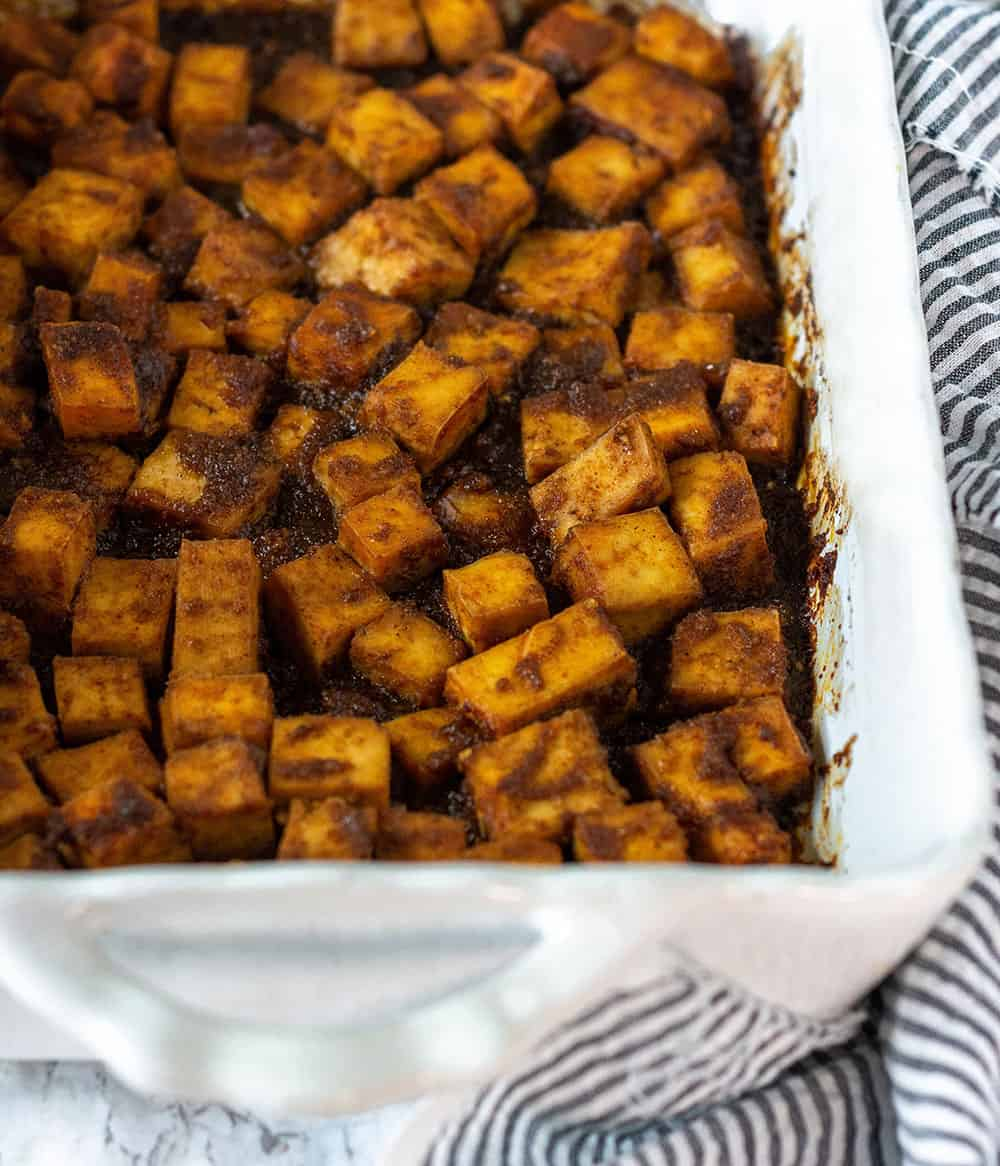 Jerk Tofu Recipe