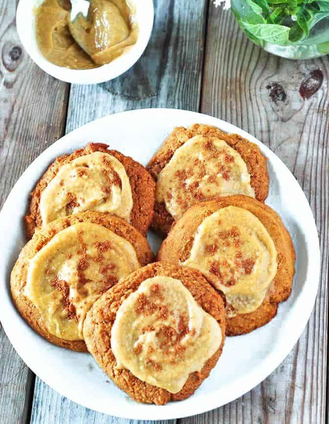 Vegan Pumpkin Cookies