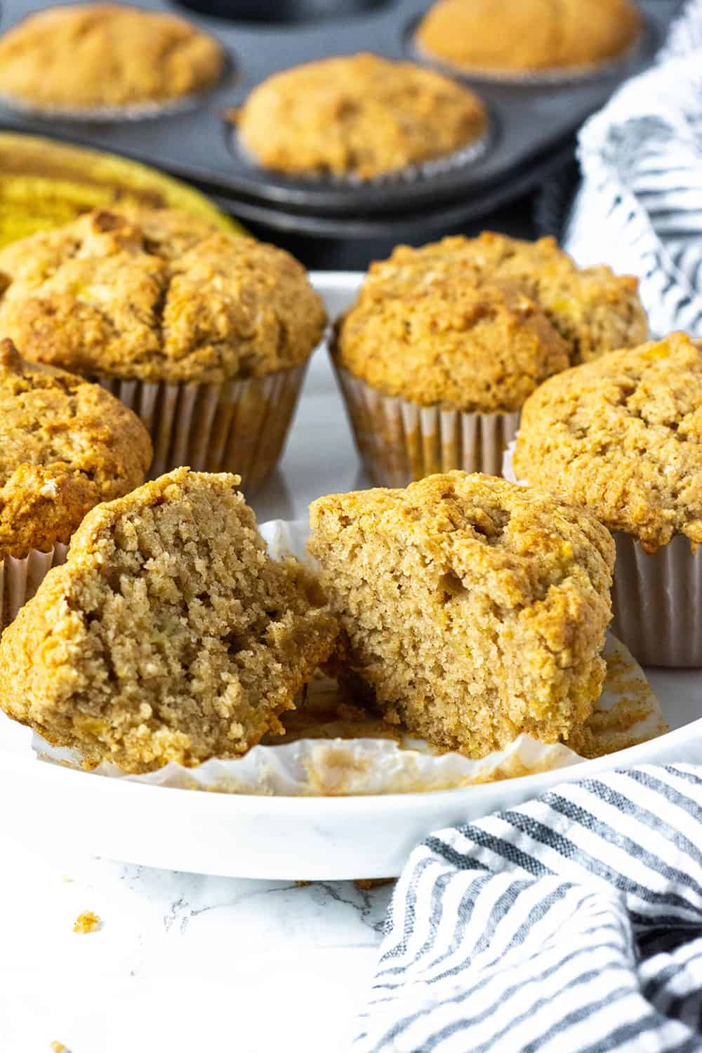 Best Vegan Banana Muffins