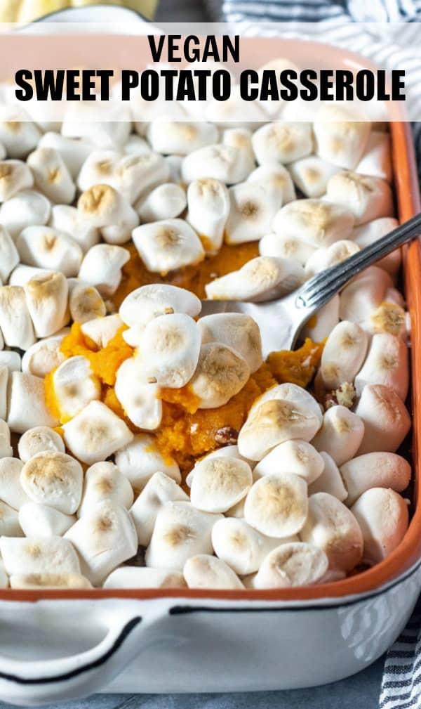 Best Vegan Sweet Potato Casserole Recipe