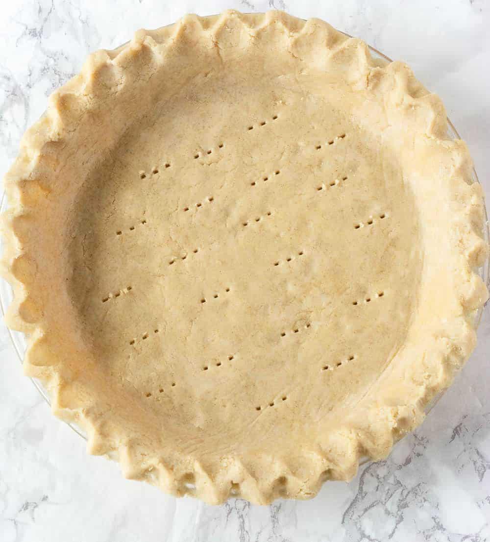 Gluten Free Vegan Pie Crust Healthier Steps