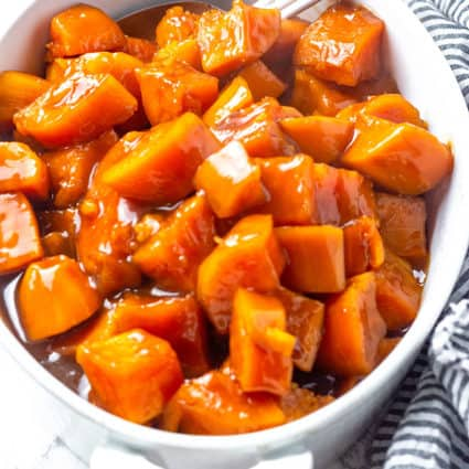 Instant Pot Candied Yams