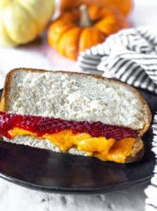 Vegan Thanksgiving Sandwich