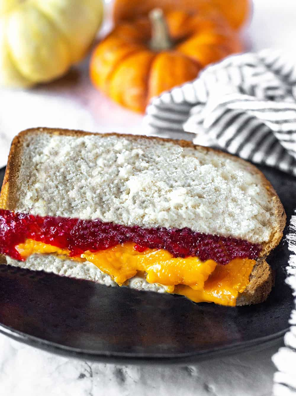 Vegan Thanksgiving Sandwich