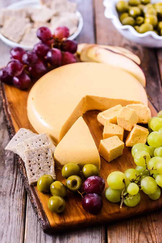 Vegan Cheddar Cheese Recipe