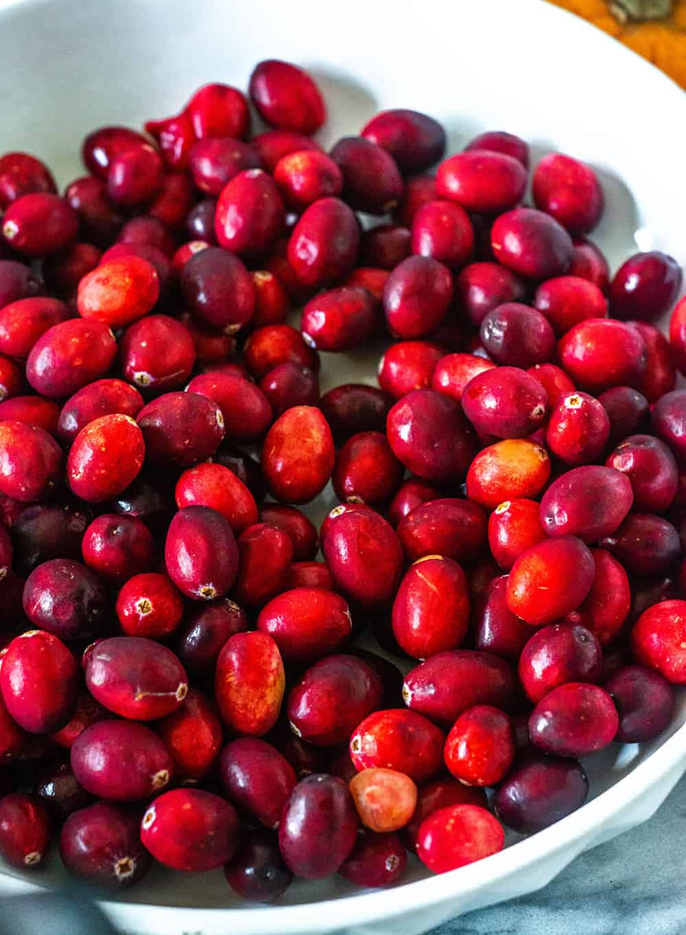 Cranberries For Vegan Cranberry Fluff