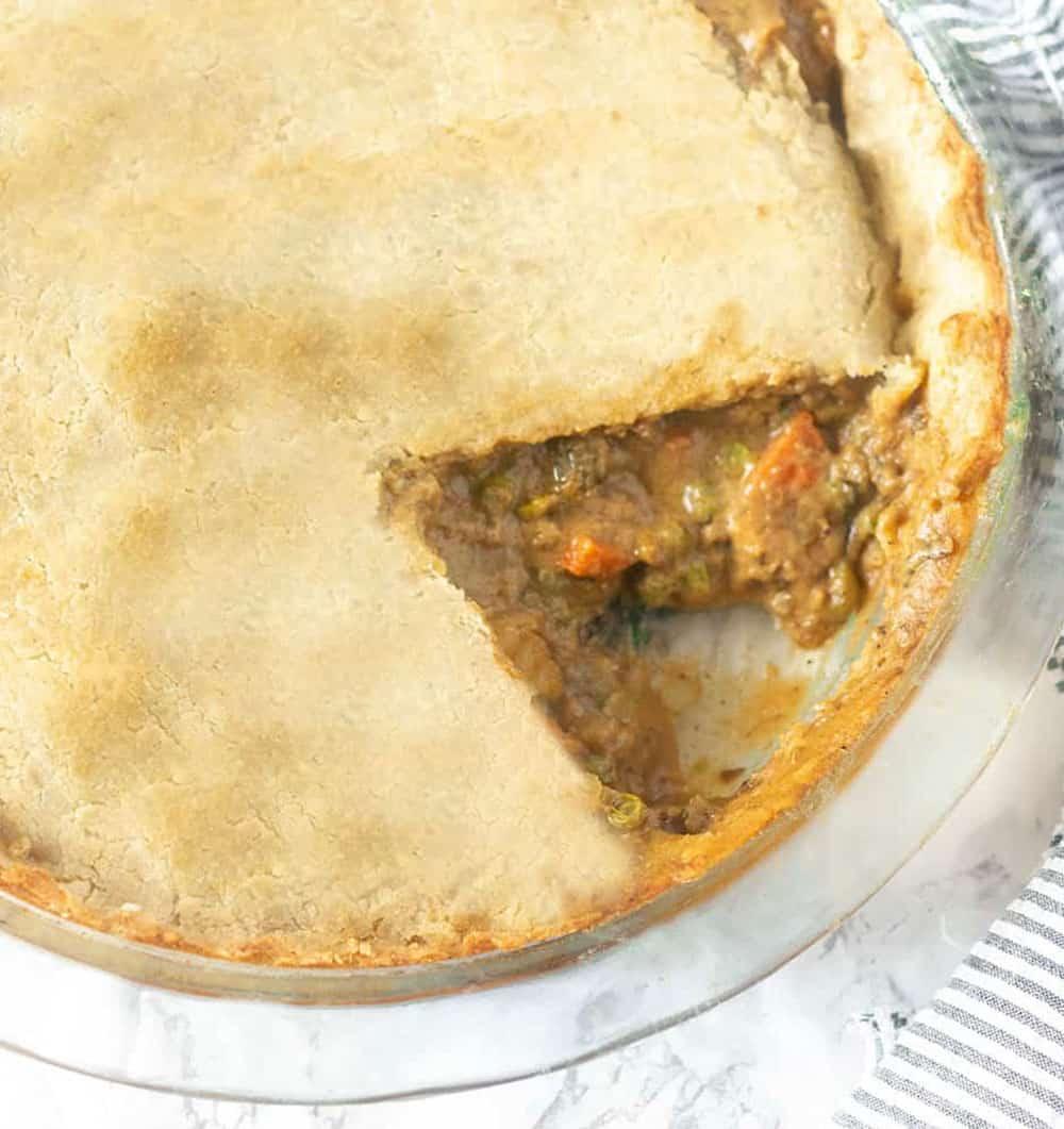 Vegan Pot Pie Gluten-Free Vegan Pie Crust