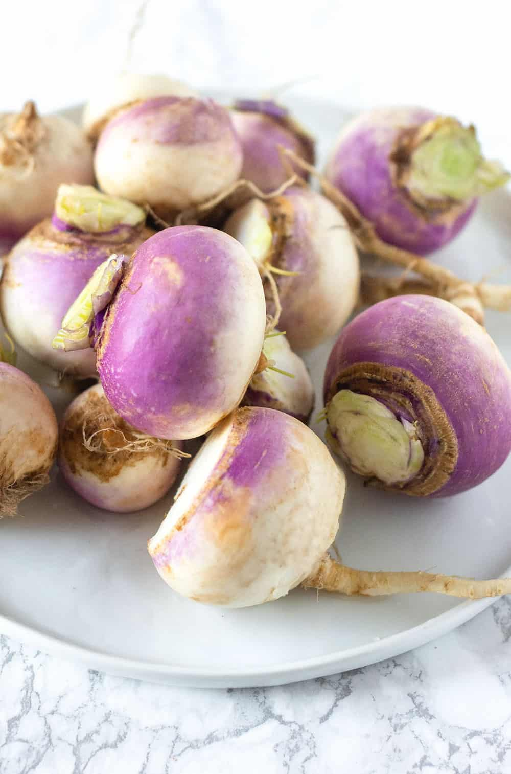 Turnips For Roasted Turnips And Garlic