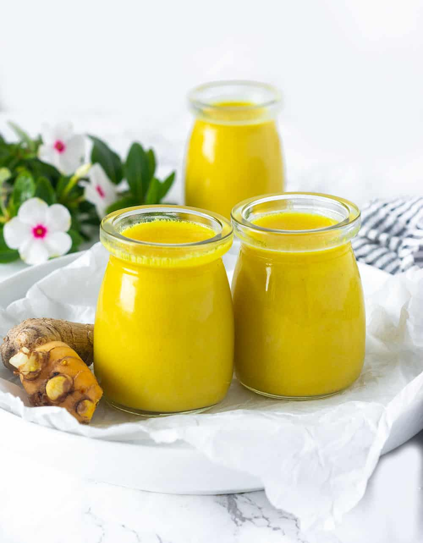 Golden Milk Turmeric Tea