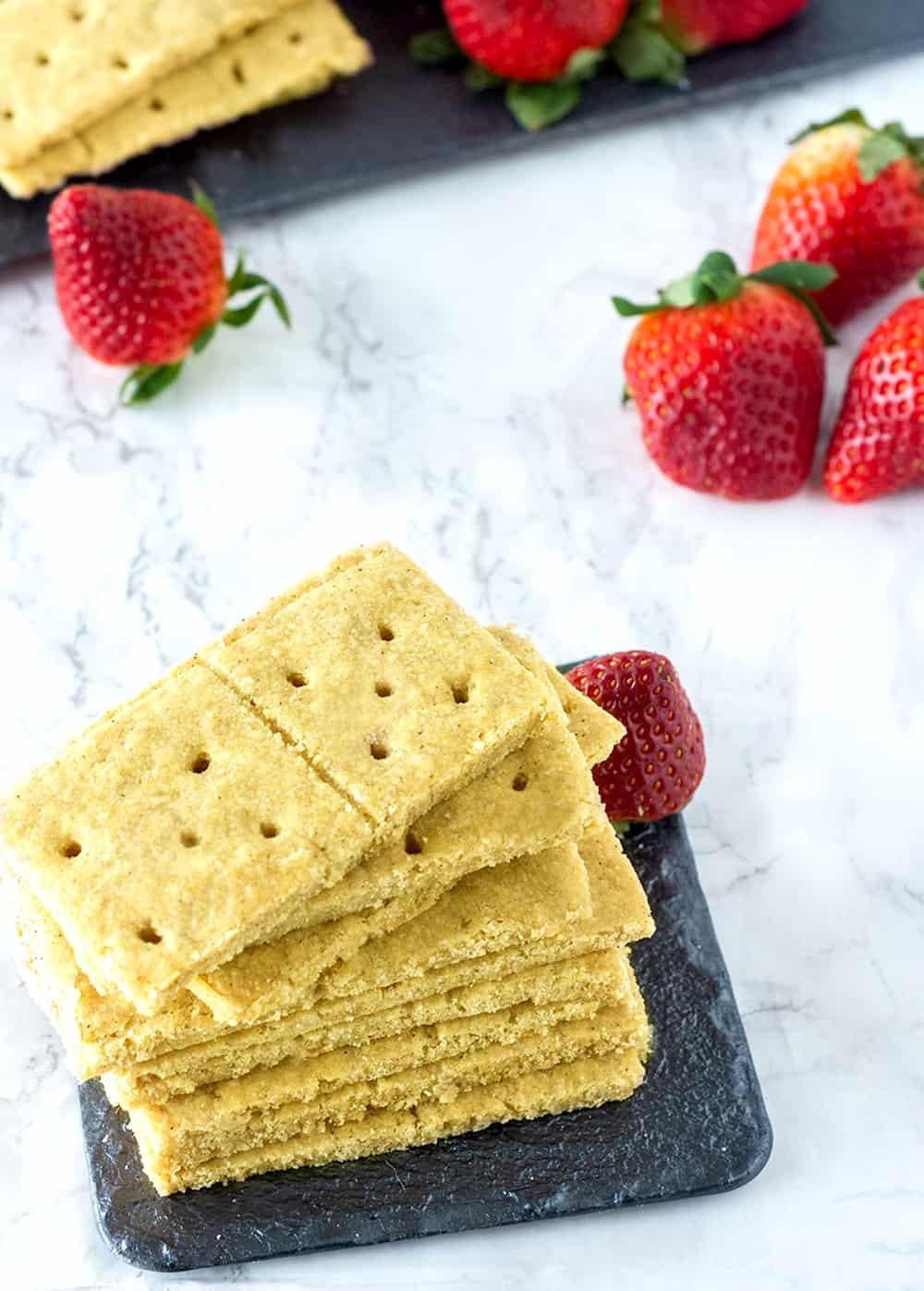 gluten free graham cracker crumbs substitute
