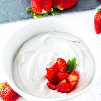 How To Make Coconut Whipped Cream