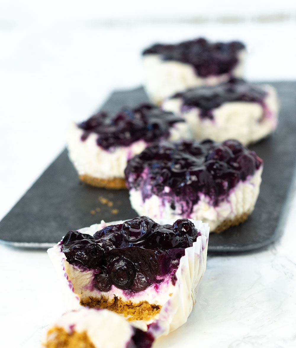 Easiest way to make cheesecake cupcakes no bake blueberry pie