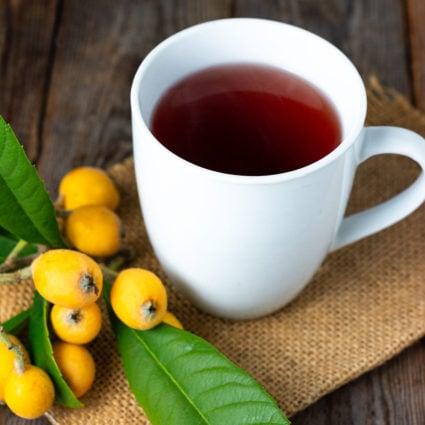 Loquat Tea