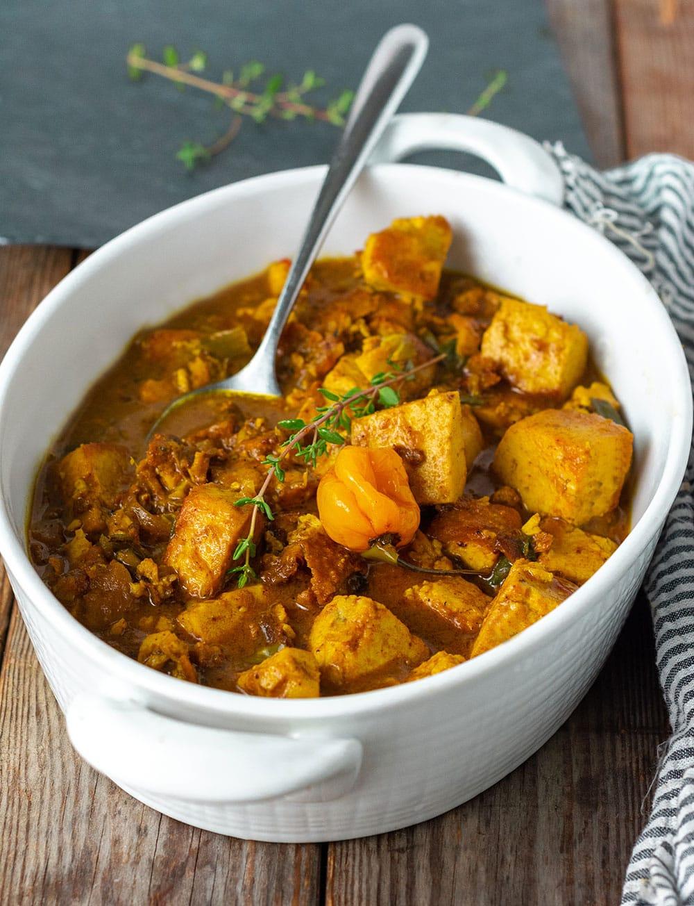 Tofu Curry Recipe