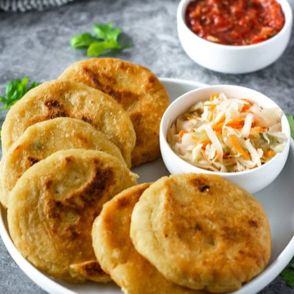 Vegan Pupusa Recipe